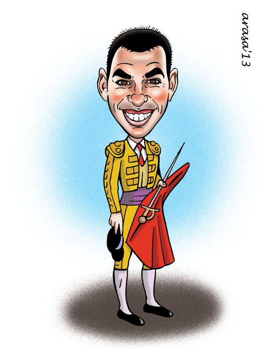 Caricatura de Eduard