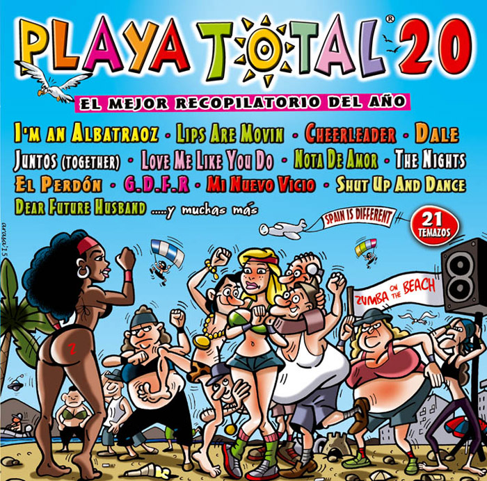 Playa Total 20