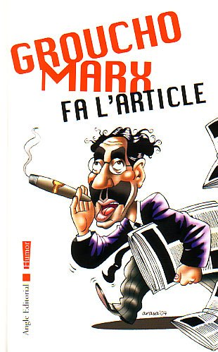 Groucho Marx fa l'Article